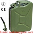 Canistra combustibil din metal Military 20L