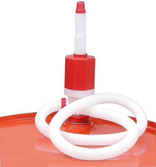 Plastic Siphon Chemical Pump / Syphon Manual Hand Pump