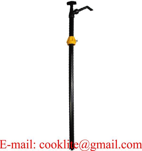 Vertical Lift Drum Pump PP Fluid Transfer Hand Pump