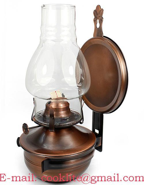 Vintage Kerosene Lamp