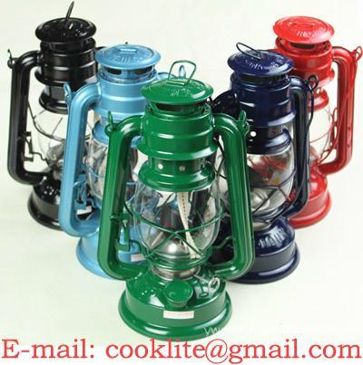 235 Kerosene Hurricane Lanterns Assorted Colors
