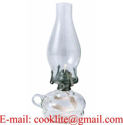 Vintage Finger Oil Kerosene Lamp Light