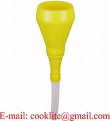 1 Quart Fast Fill Plastic Straining Funnel