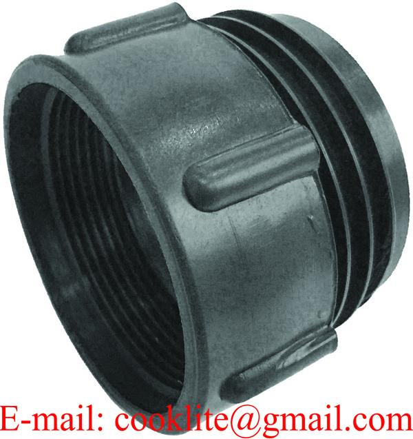 """PP IBC Adapter 63mm Male to 2"""" BSP Female"""