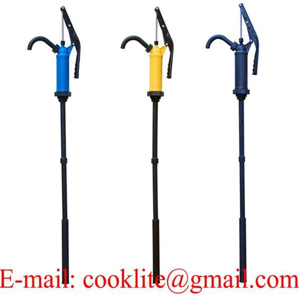 Αντλία χεριών μεταφοράς καυσίμων 60 - 220 Λ με τη διευθετήσιμη λαβή φιαγμένη από PP/PPS