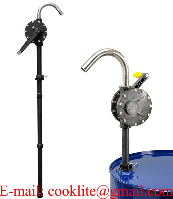 Vevpump Rotationspump Kemikaliepump av vingtyp i Ryton