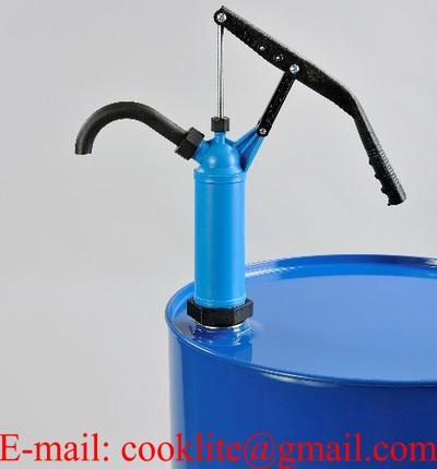 Hävarmspump av polypropylen / Fatpump med hävarm för överföring