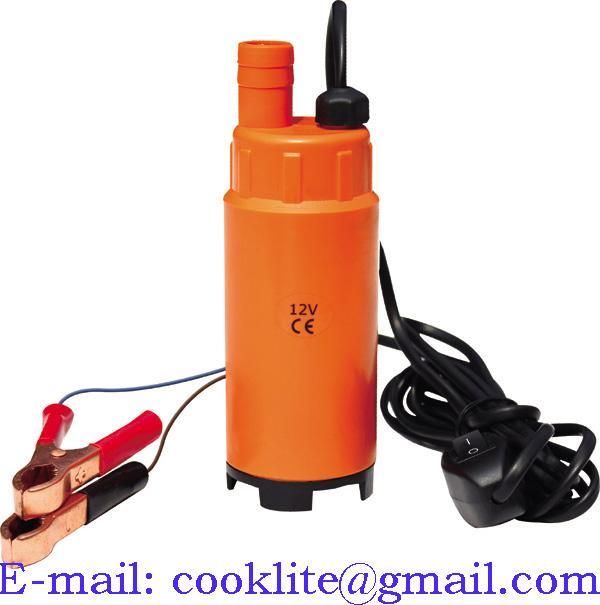Pompa electrica de transfer combustibil autoturisme 12V/24V