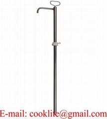 Self Priming 316 Stainless Steel Vertical Lift Drum Pump