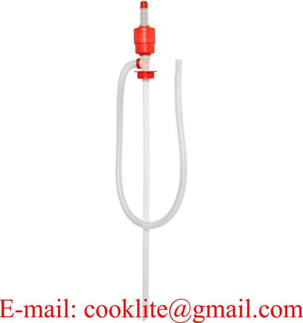 BPA FREE - TERAPUMP(TM) TRDRUM20 Drum Barrel Manual Siphon Pump