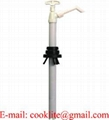 Nylon Vertical Lift Pump T-handle Pail Hand Pump