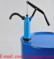 Ruční pákové čerpadlo na naftu, oleje, vodu a alkohol do 50%, vyrobeno z polypropylenu (PP)