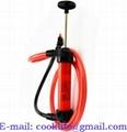 Ruční odsávací pumpa na olej, vodu, vzduch
