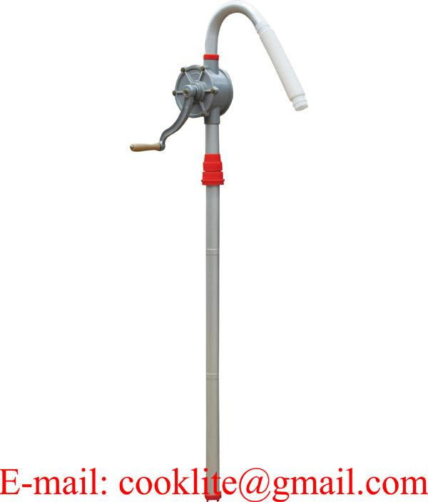Rankinė rotacinė pompa kurui, tepalui ir kt. naftos produktams