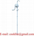 Bomba Adblue rotativa de plastico autoaspirante manual suministro urea