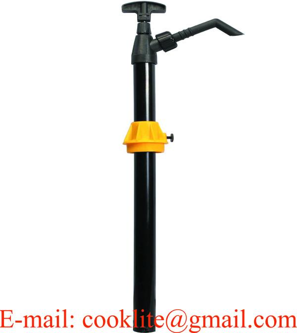 Pompe manuelle pour transvasement de liquides