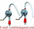 Pompe de transvasement manuelle pour fût / Pompe à essence manuelle rotative