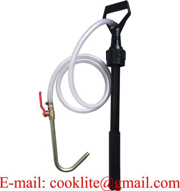 Getriebeölhandpumpe Handpumpe für Getriebeöl mit Teleskop Saugrohr und Abgabeschauch