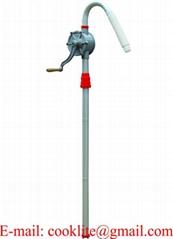 Pompka rotacyjna pompa ręczna ze aluminiowa