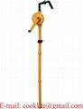 Pompa ręczna korbowa / Pompa beczkowa RP-90P do płynów agresywnych, środków ochrony roślin, detergentów, olejów itp