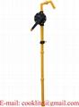 Pompa ręczna korbowa / Pompa beczkowa RP90R do płynów agresywnych, środków ochrony roślin, detergentów, olejów itp