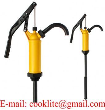 Polipropilen ručna klipna pumpa za kiseline, baze i vodene rastvore