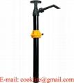 Kemikaliehåndpumpe af polypropylen / Plastic stempel beholderpumpe