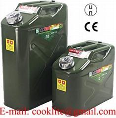 Canistra combustibil ( benzina sau motorina ) din metal