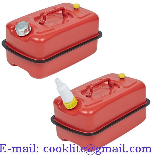 ถังน้ำมันสำรองขนาด 20 ลิตร (สีแดง)