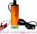 ปั๊มดูดน้ำมันดีเซล ปั๊มดูดน้ำ น้ำมัน โซล่าปั๊ม DC12V (ไม่ควรใช้กับน้ำมันเบนซิน)