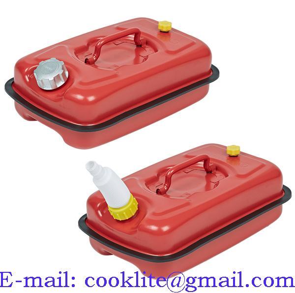 Benzínový kanister 5 l kov