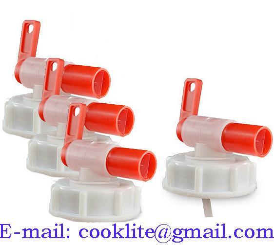 Plastikinė kranelis 20-25L talpoms