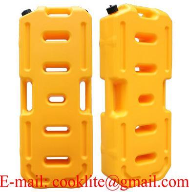 Plastik Benzin ve Sıvı Taşıma Bidonu 30 Litre