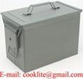 M2A1 Metal Mühimmat Kutusu / Su Geçirmez Fişek kutusu