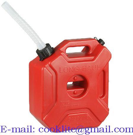 Plastik Yakıt Benzin Taşıma Bidonu 3 Litre