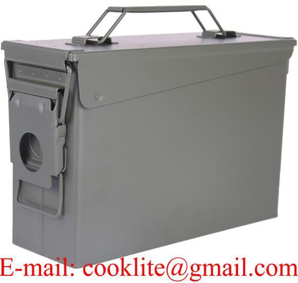 Militär Munitionskiste Aufbewahrungskiste Militaerkiste Cal.30 M19A1 Munitionsbox