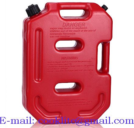 Benzinkanister Reservekanister 10L Transport Kraftstoff Kanister für Auto + Motorrad