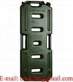 Kunststoffkanister Aufbewahrungsbox 20L Benzinkanister Wasserkanister