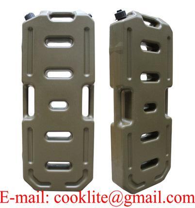 Réservoir d'essence 20 litres Quad ATV support porte bagage jerrican 20L