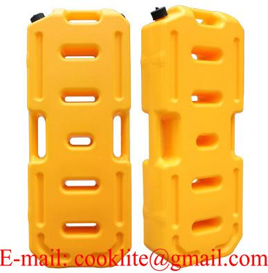 30L Anti Static Plastic Jerry Can Petrol Fuel Tank Oil Gas Water Container Storage Carrier