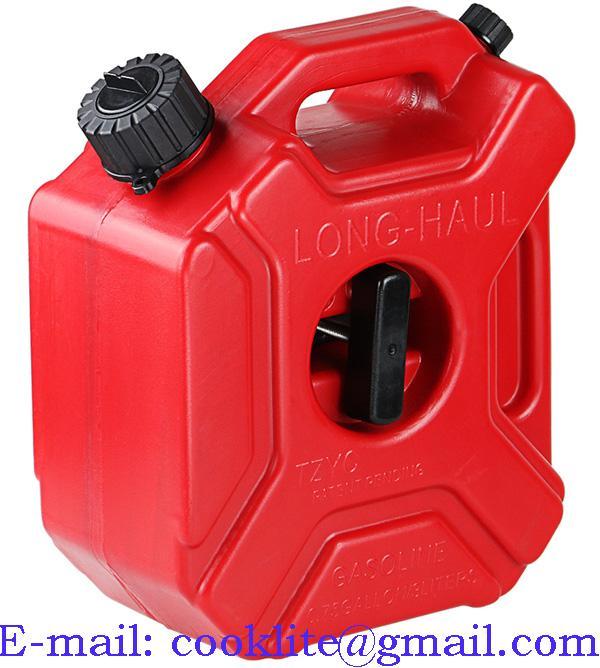 Bidão Galão Para Transporte E Abastecimento De Combustível 3 Litros