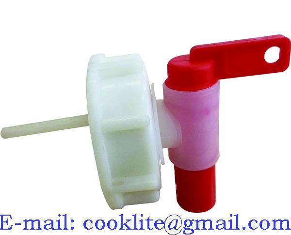 Aeroflow 51mm Self Venting Barrel Tap DIN51 Plastic Spigot