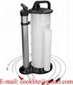 Ročna vakuumska črpalka za menjalnike 9l