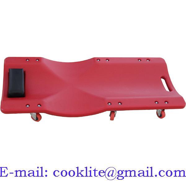 Voziček - stol za avtomehanike