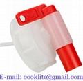 Plastový výpustný kohout na kanystr 60 mm