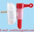 Plastový trychtýř (nálevka) s pružným nástavcem