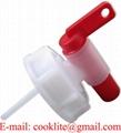 Plastový výpustný kohout DIN 60 pro kanystr HD-PE 25 l