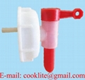 Capac plastic cu robinet pentru butoi plastic de 25litri si 60litri