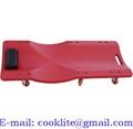 Monteursbed ligbed / Auto rolbed / Verrijdbare ligkar voor garage