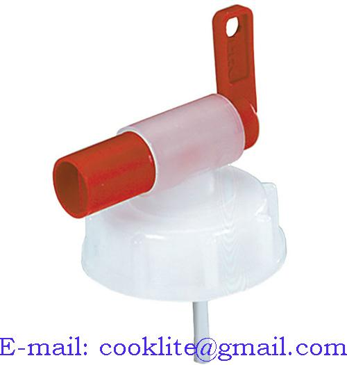 51mm Aeroflow Pouring Cap and Tap